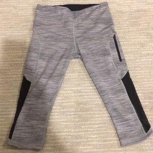 Lululemon run crop leggings